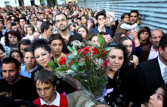 El Prendimiento  Foto: Miguel Á. González