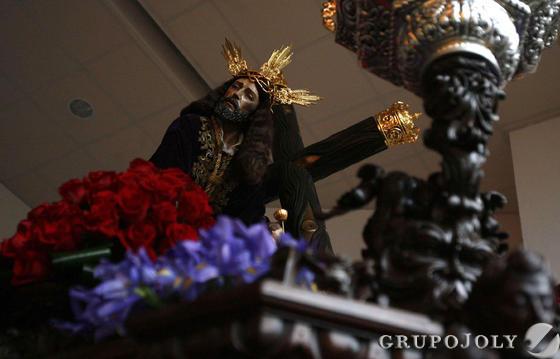 El Caído  Foto: A. Carmona