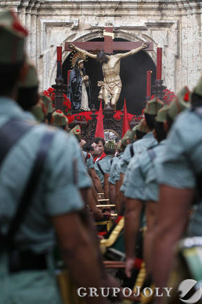 Caridad  Foto: A. Carmona