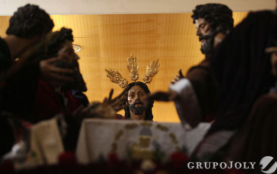 La Cena  Foto: A. Carmona