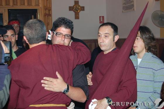 Hermandad de Jesús de la Pasión, en Motril. / R. F.