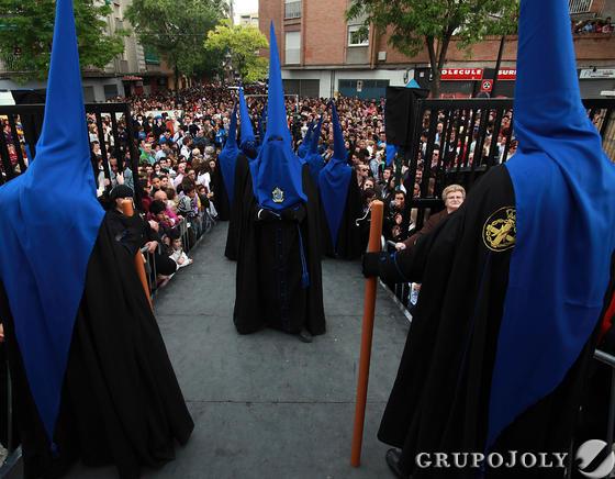 Hermandad de La Redención. / Lucía Rivas