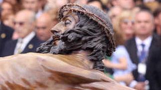 Traslado del Cristo de la Buena Muerte. / Javier Albiñana