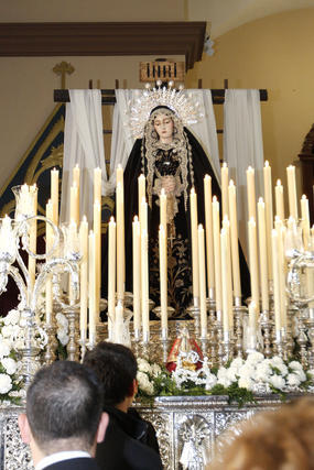 La Soledad-Santo Entierro  Foto: Sonia Ramos
