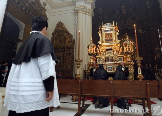Hermandad del Santo Sepulcro. /Álvaro Carmona