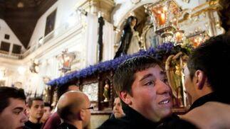 El Santo Sepulcro. /Ochando