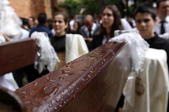 Descendimiento  Foto: Migue Fernández