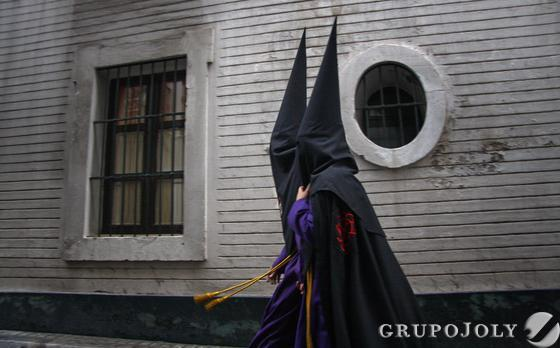 La Mortaja. /Belén Vargas