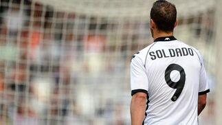 El Real Madrid golea al Valencia a domicilio (3-6). / AFP