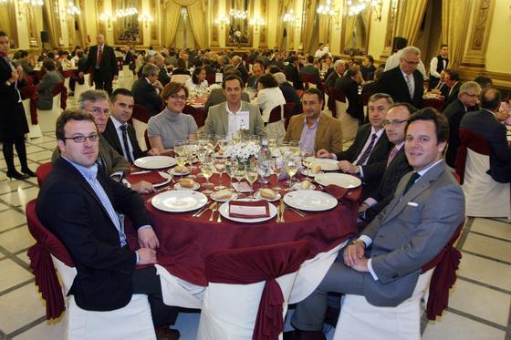 Á. Morales, F. J. Piedra, J. A. Piedra, A. Aguilar de Dios, P. Lendínez, I. Álvarez, J. A. Nieto, A. Blanco y V. Galbis.