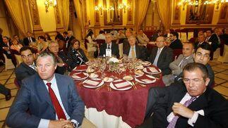 J. Ramírez, J. A. López, R. Bados, D. Cruz, M. A. Pino, V. Gómez, F. Carretero, J. López, R.A. Amor y J.M. Cabrera.
