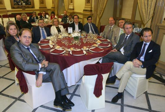 M. A. Tamarit, A. Marañón, M. Peña, L. J. Guada, R. San Miguel, Á. Añón, A. Saravia, R. Márquez, S. Rodríguez y R. Castilla.