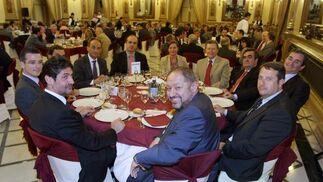 M. Torralbo, F. Paniagua, A. Fragero, E. Baena, J. A. Martín, A. Carrillo, F. Triguero, G. Pérez, F. López, T. Sarramayor y Á. Cañadillas