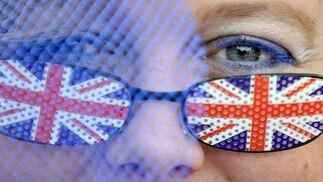 El Reino Unido se prepara para la boda del príncipe Guillermo y Kate Middleton.  Foto: EFE