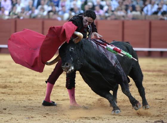Oliva Soto sí se lució en el cuarto.  Foto: Juan Carlos Muñoz