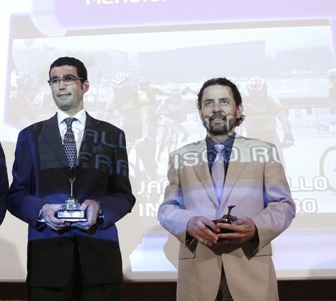 Algunos de los galardonados  Foto: Vanessa Perez