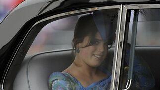 Eugenia, princesa de York.  Foto: Reuters
