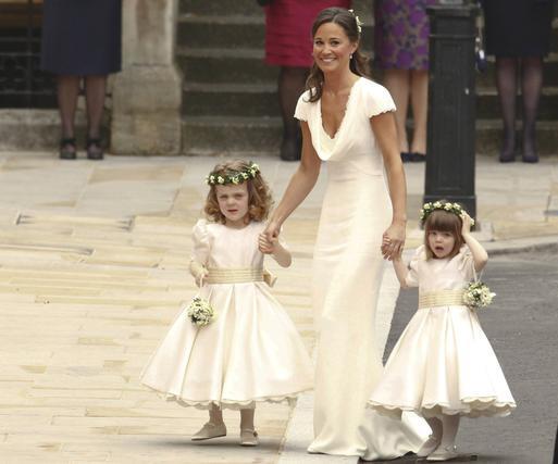 Pippa, la hermana de Kate Middelton.  Foto: Reuters