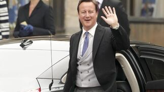 El primer ministro del Reino Unido, David Cameron.  Foto: Reuters