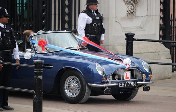 Las imágenes de la Boda Real británica