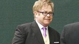 El músico Elton John.  Foto: Reuters