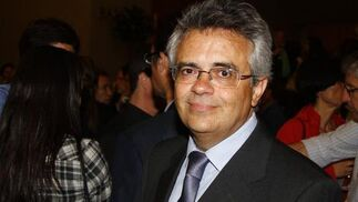 El director orquestal Juan Luis Pérez. / A. Pizarro · V. Hidalgo