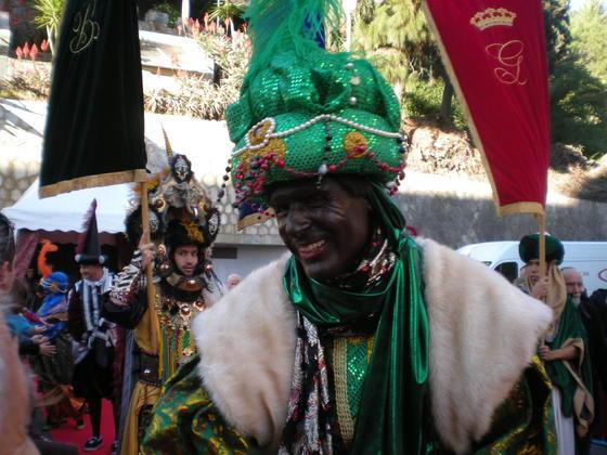 Su Majestad el Rey Baltasar  Foto: I. Mateos