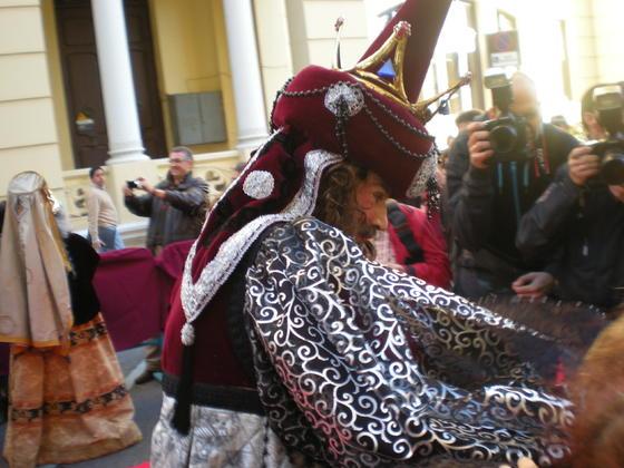 Su Majestad el Rey Gaspar  Foto: I. Mateos