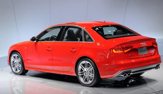 Audi S4  Foto: AFP
