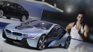 BMW i8.  Foto: AFP