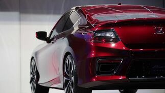 Honda Accord.  Foto: AFP