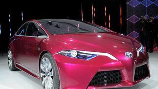 Toyota NS4.  Foto: AFP
