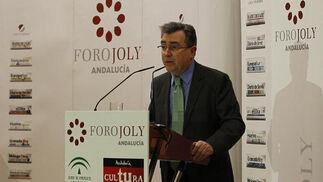 El director adjunto del Grupo Joly, Ignacio Martínez.  Foto: S. Camacho· Migue Fernandez