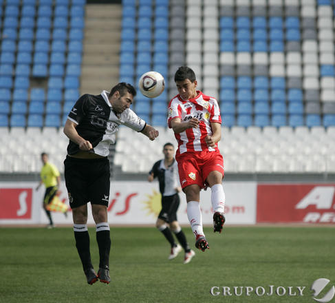 La Balona vence en Almería, donde hilvana su tercera victoria y se afianza segunda en su grupo./Fotos:Javier Alonso  Foto: Javier Alonso