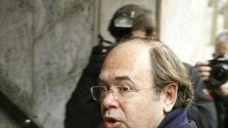 El presidente del Senado, Pío García Escudero. / EFE