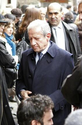 El presidente del Tribunal Constitucional, Pascual Sala. / EFE