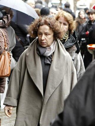 La  ex ministra de Exteriores Ana de Palacio. / EFE