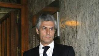 El hijo del primer presidente de Adolfo Suárez, Adolfo Suárez Illana. / EFE
