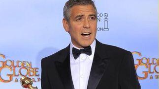 George Clooney, Globo de Oro a mejor actor de drama por 'The descendants'. / Reuters