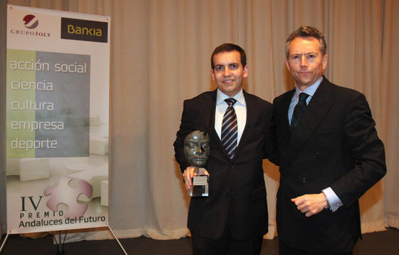 Francisco Paolo, empresario.  Foto: O. Barrionuevo / lvaro Carmona
