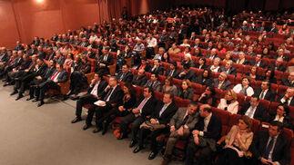 Entrega de galardones del IV Premio Andaluces del Futuro.  Foto: O. Barrionuevo / lvaro Carmona