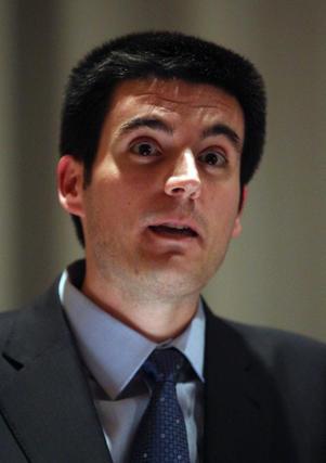 Salvador Arias, médico.  Foto: O. Barrionuevo / lvaro Carmona