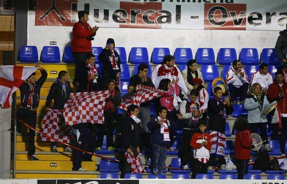Las imágenes del CD Alcoyano - UD Almería