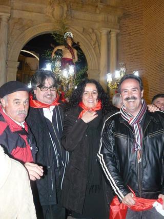 Las imágenes de las fiestas de San Sebastián en la provincia