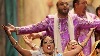 Coro Bollywood  Foto: Jesus Marin