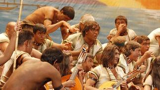 Coro La nueva Cádiz  Foto: Lourdes de Vicente
