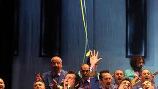 Coro The Cádiz Gospel Choir  Foto: Jesus Marin