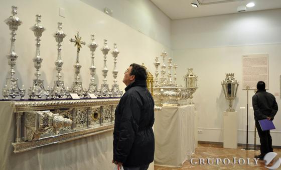 La muestra denominada 'El Valle. Belleza oculta' expone alrededor de 160 piezas hasta el 5 de febrero.  Foto: Manuel Gomez