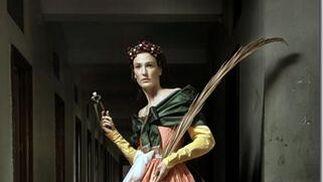 Moda y arte van de la mano en Engranajes Culturales.  Foto: M. G.