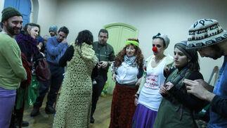 Alegrías y decepciones en la primera criba, la de preliminares a cuartos  Foto: Lourdes de Vicente